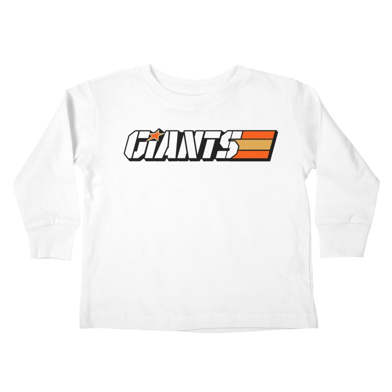 Yo Giants! Kids  by Mike Hampton's T-Shirt Shop