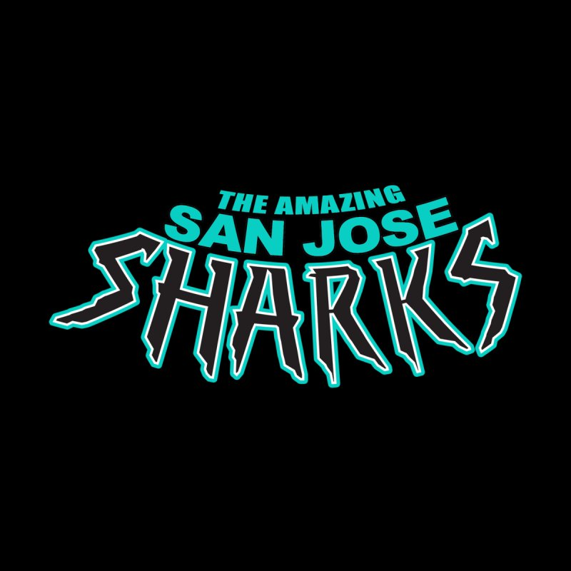 Friendly Neighborhood Sharks None  by Mike Hampton's T-Shirt Shop