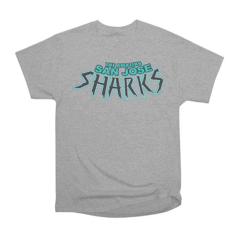 Friendly Neighborhood Sharks Women's  by Mike Hampton's T-Shirt Shop