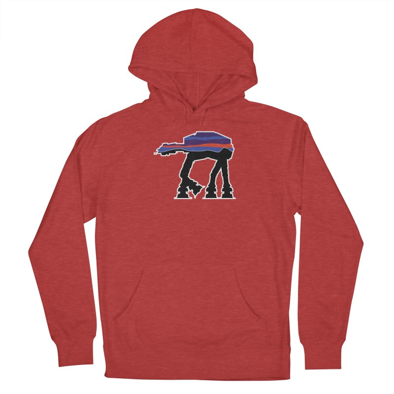 Where ya At-At? Men's Pullover Hoody by Mike Hampton's T-Shirt Shop
