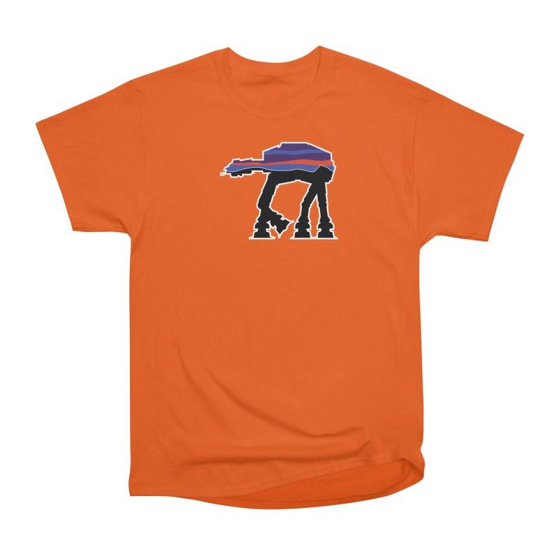 Where ya At-At? Women's Heavyweight Unisex T-Shirt by Mike Hampton's T-Shirt Shop