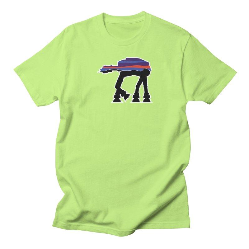 Where ya At-At? Women's Unisex T-Shirt by Mike Hampton's T-Shirt Shop
