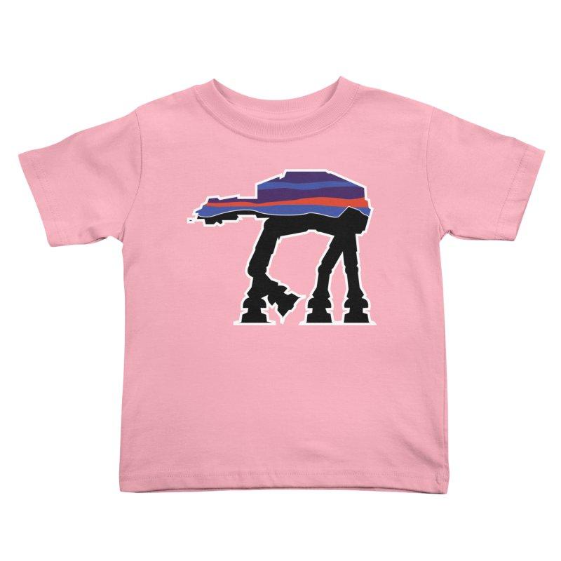 Where ya At-At? Kids  by Mike Hampton's T-Shirt Shop