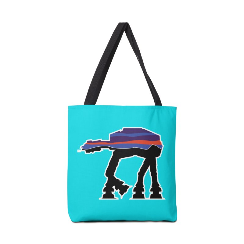 Where ya At-At? Accessories Bag by Mike Hampton's T-Shirt Shop