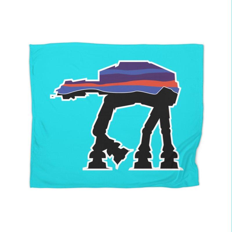 Where ya At-At? Home Blanket by Mike Hampton's T-Shirt Shop