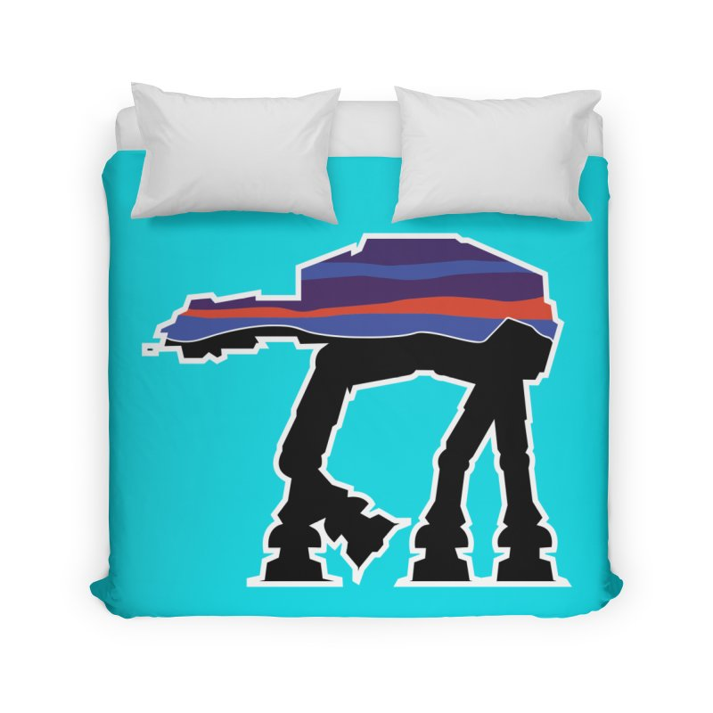 Where ya At-At? Home Duvet by Mike Hampton's T-Shirt Shop