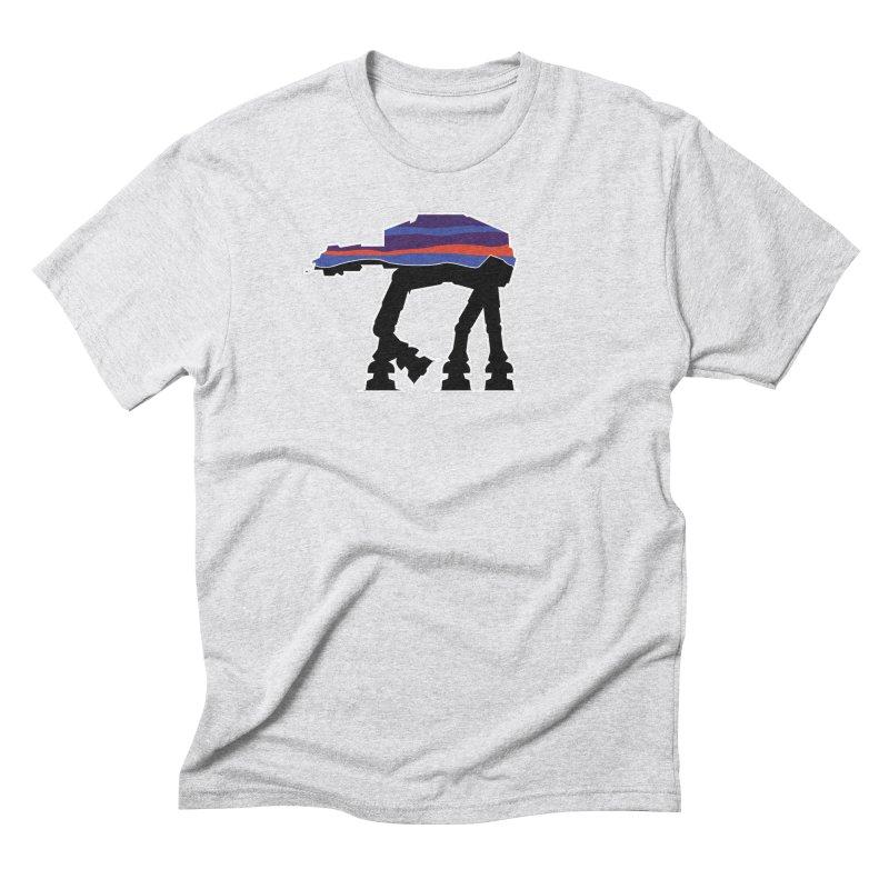 Where ya At-At? Men's Triblend T-Shirt by Mike Hampton's T-Shirt Shop