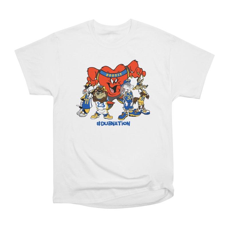 DubNation Squad Men's  by Mike Hampton's T-Shirt Shop