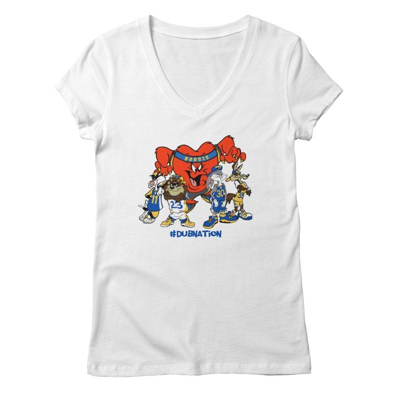 DubNation Squad Women's  by Mike Hampton's T-Shirt Shop