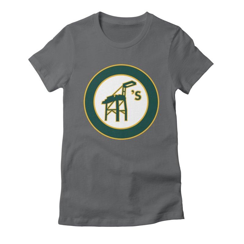 Oakland's Women's T-Shirt by Mike Hampton's T-Shirt Shop