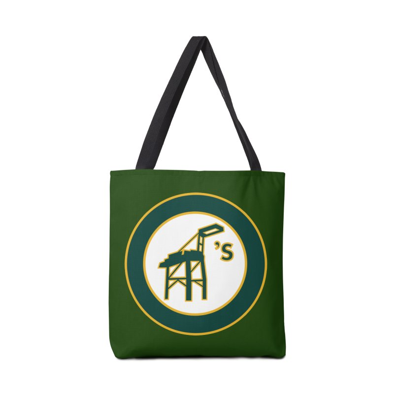 Oakland's Accessories Bag by Mike Hampton's T-Shirt Shop