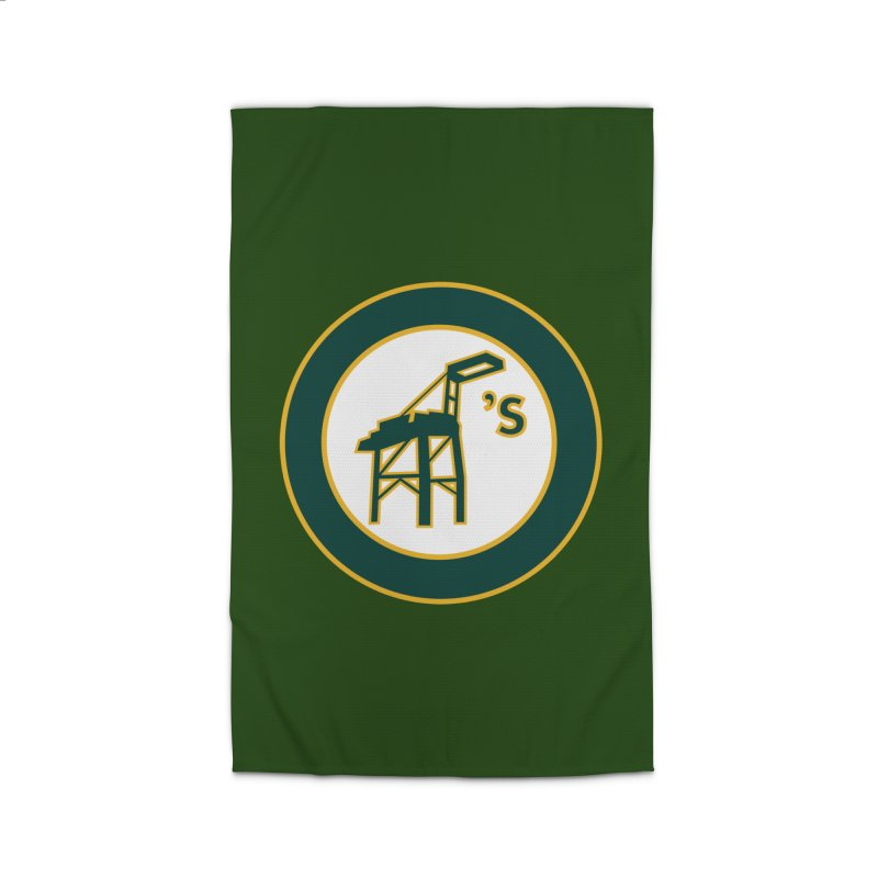 Oakland's Home Rug by Mike Hampton's T-Shirt Shop