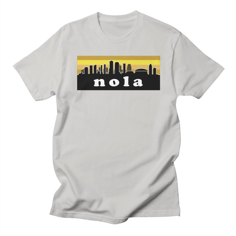 NoLa Women's Regular Unisex T-Shirt by Mike Hampton's T-Shirt Shop