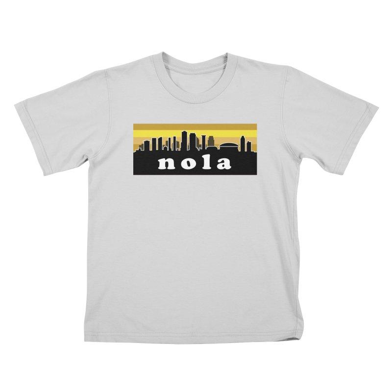 NoLa Kids T-Shirt by Mike Hampton's T-Shirt Shop