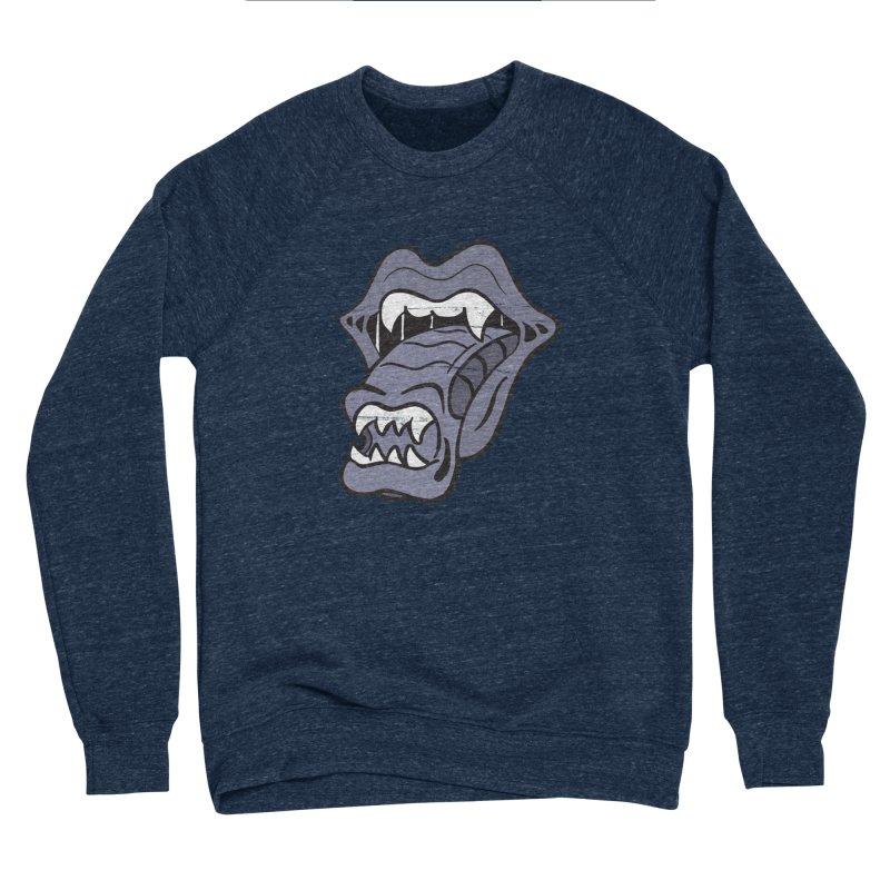 In Space, No One Can Hear You Play The Stones Women's Sponge Fleece Sweatshirt by Mike Hampton's T-Shirt Shop