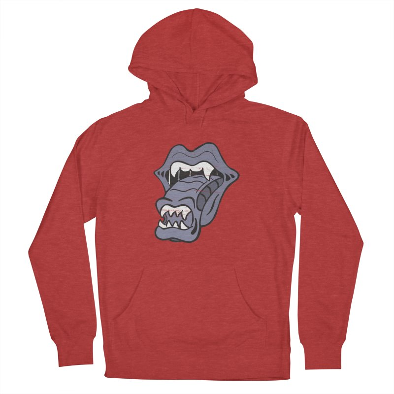 In Space, No One Can Hear You Play The Stones Women's French Terry Pullover Hoody by Mike Hampton's T-Shirt Shop
