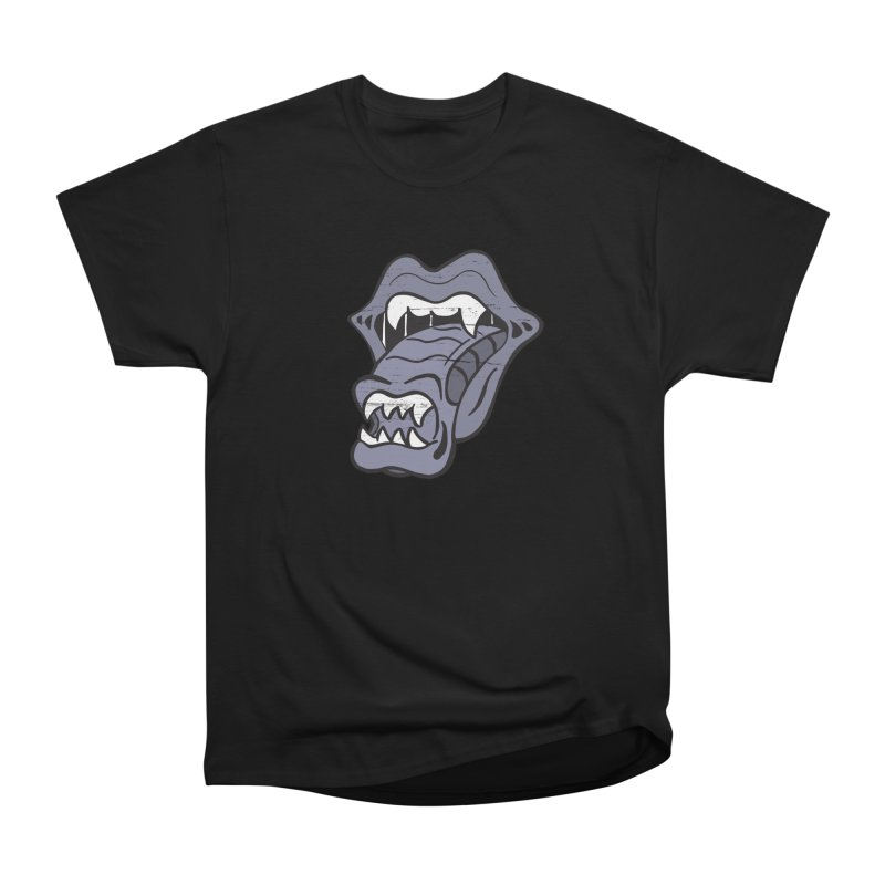 In Space, No One Can Hear You Play The Stones Men's Heavyweight T-Shirt by Mike Hampton's T-Shirt Shop
