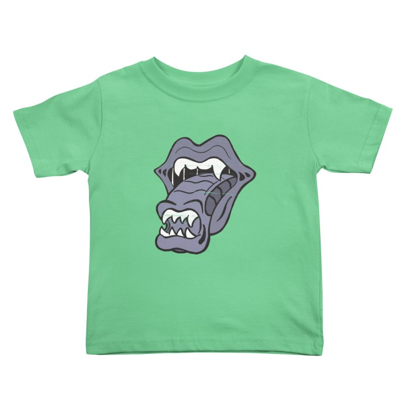 In Space, No One Can Hear You Play The Stones Kids Toddler T-Shirt by Mike Hampton's T-Shirt Shop