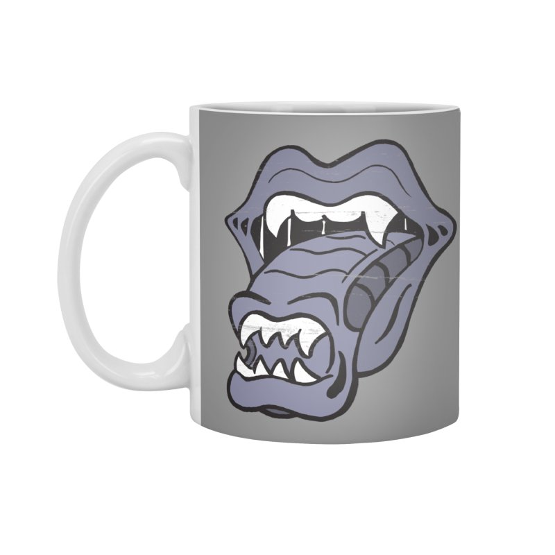 In Space, No One Can Hear You Play The Stones Accessories Mug by Mike Hampton's T-Shirt Shop