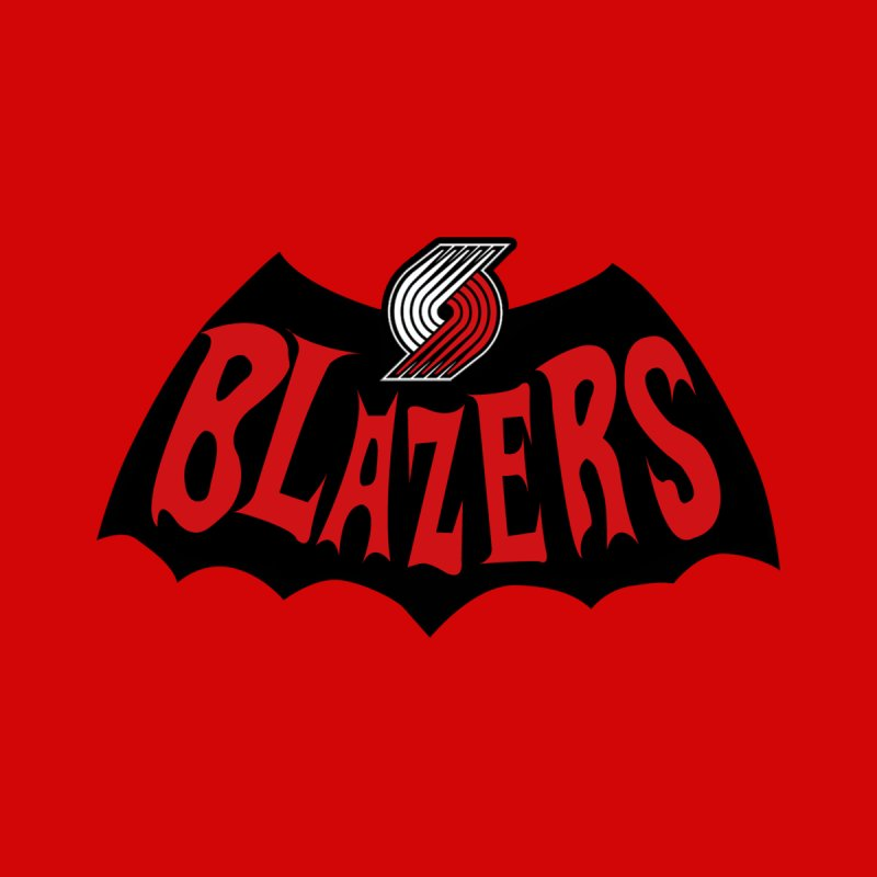 Rip City is the new Gotham City by Mike Hampton's T-Shirt Shop