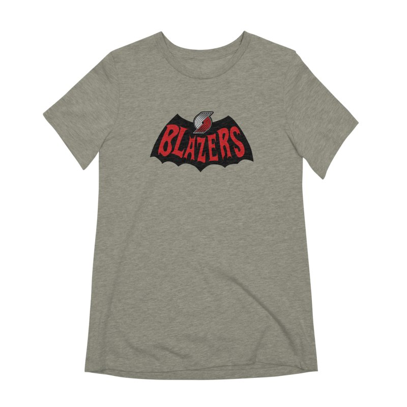 Rip City is the new Gotham City Women's Extra Soft T-Shirt by Mike Hampton's T-Shirt Shop