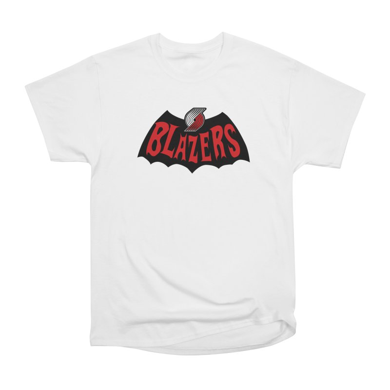 Rip City is the new Gotham City Men's Heavyweight T-Shirt by Mike Hampton's T-Shirt Shop