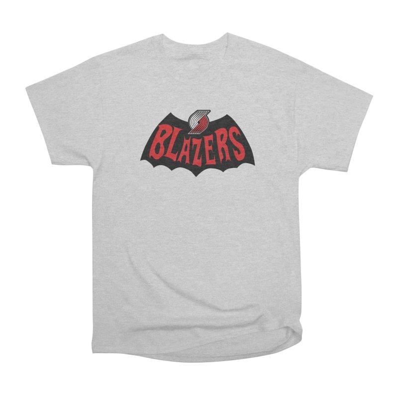 Rip City is the new Gotham City Women's Heavyweight Unisex T-Shirt by Mike Hampton's T-Shirt Shop