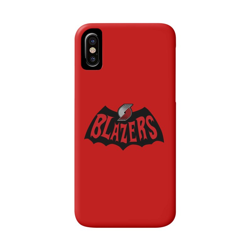 Rip City is the new Gotham City Accessories Phone Case by Mike Hampton's T-Shirt Shop