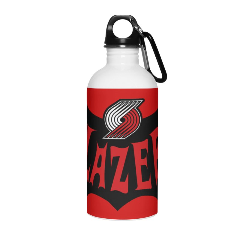 Rip City is the new Gotham City Accessories Water Bottle by Mike Hampton's T-Shirt Shop