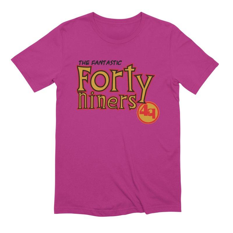 The World's Greatest Football Team! Men's T-Shirt by Mike Hampton's T-Shirt Shop