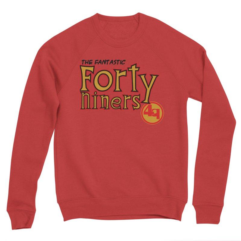 The World's Greatest Football Team! Men's Sponge Fleece Sweatshirt by Mike Hampton's T-Shirt Shop