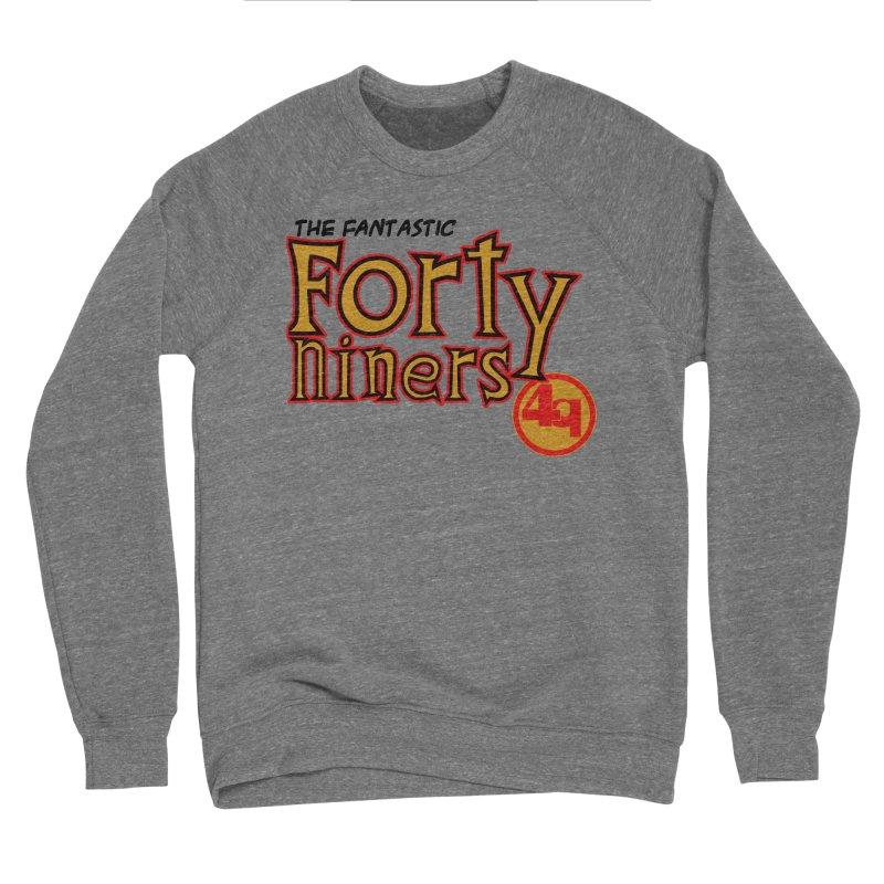 The World's Greatest Football Team! Women's Sponge Fleece Sweatshirt by Mike Hampton's T-Shirt Shop