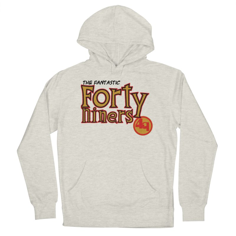 The World's Greatest Football Team! Women's French Terry Pullover Hoody by Mike Hampton's T-Shirt Shop