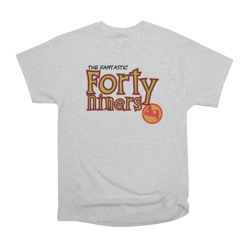 The World's Greatest Football Team! Women's Heavyweight Unisex T-Shirt by Mike Hampton's T-Shirt Shop