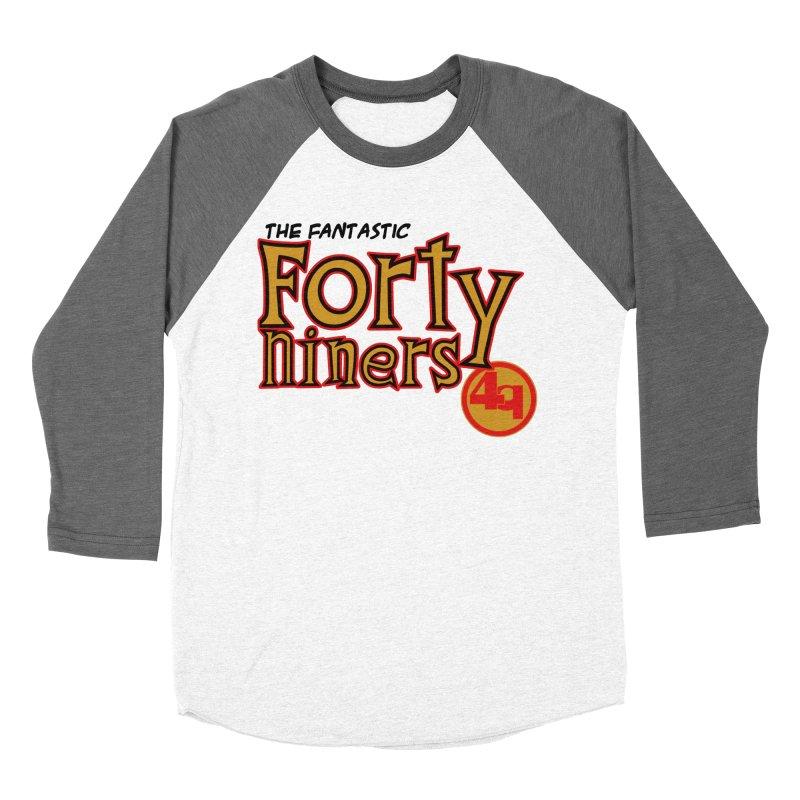 The World's Greatest Football Team! Women's Baseball Triblend Longsleeve T-Shirt by Mike Hampton's T-Shirt Shop