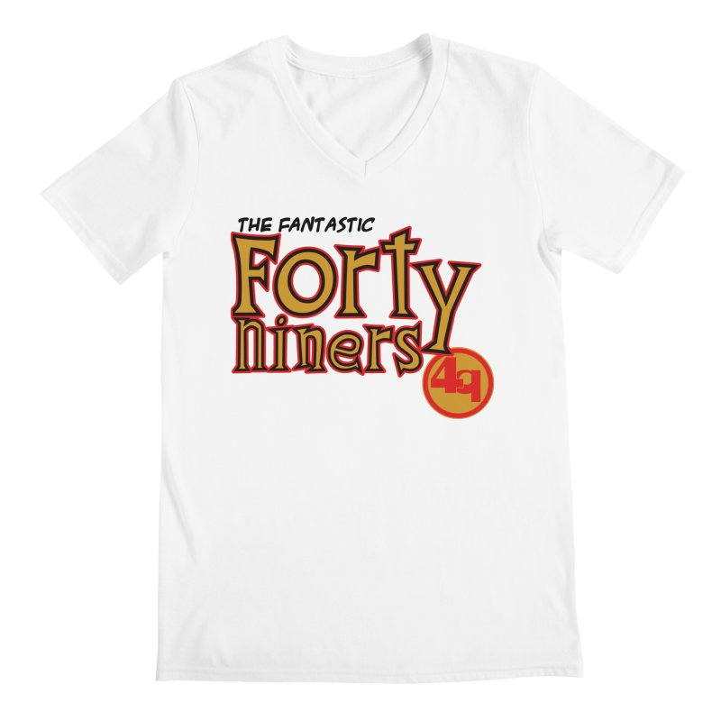 The World's Greatest Football Team! Men's V-Neck by Mike Hampton's T-Shirt Shop