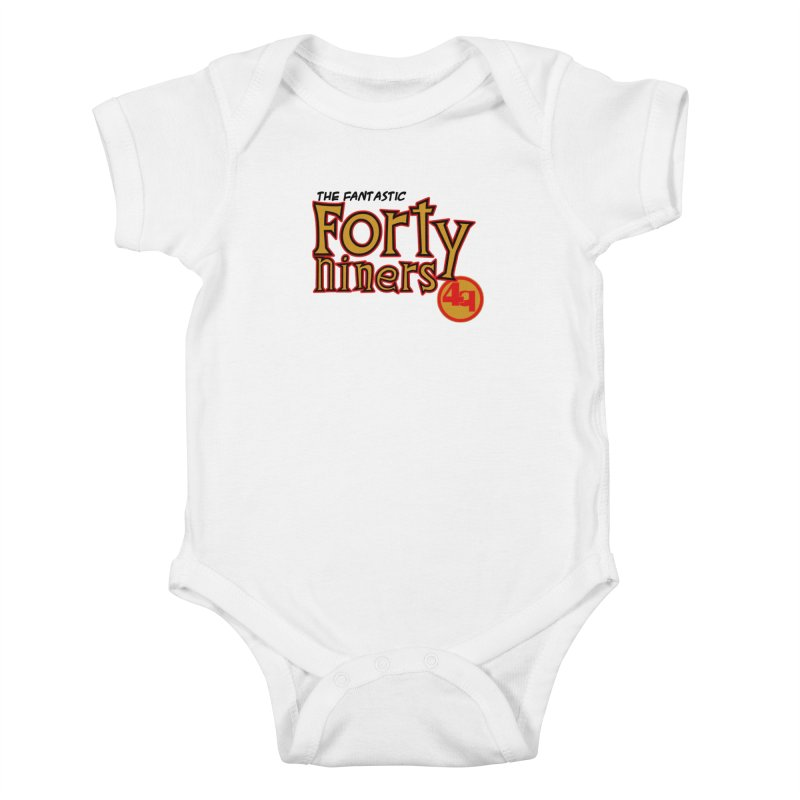 The World's Greatest Football Team! Kids Baby Bodysuit by Mike Hampton's T-Shirt Shop