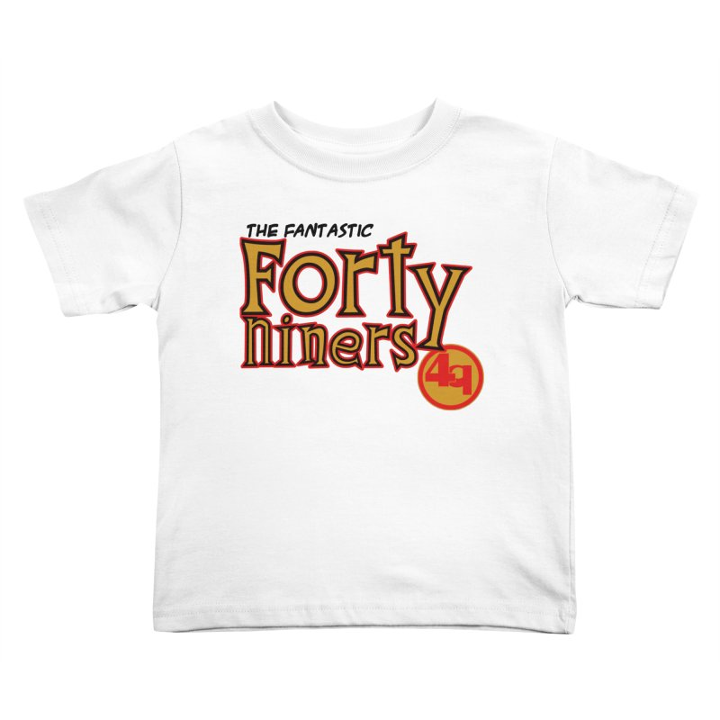 The World's Greatest Football Team! Kids Toddler T-Shirt by Mike Hampton's T-Shirt Shop