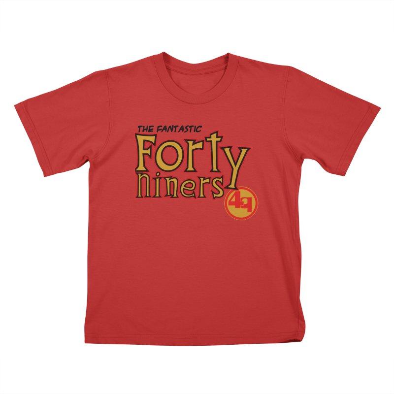 The World's Greatest Football Team! Kids T-Shirt by Mike Hampton's T-Shirt Shop