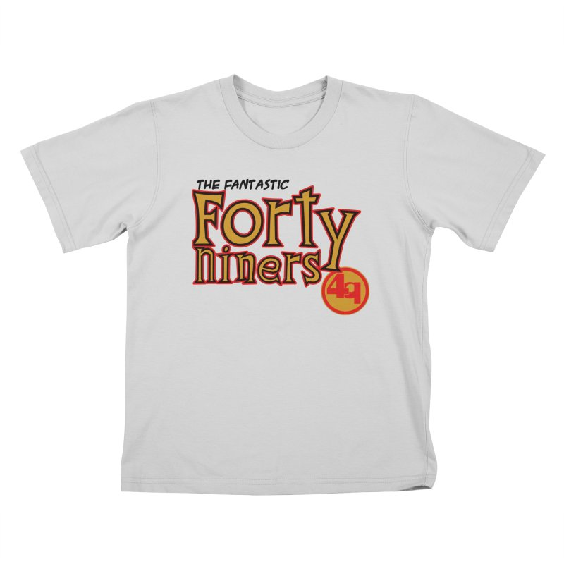 The World's Greatest Football Team! Kids T-Shirt by Mike Hampton's T-Shirt Shop