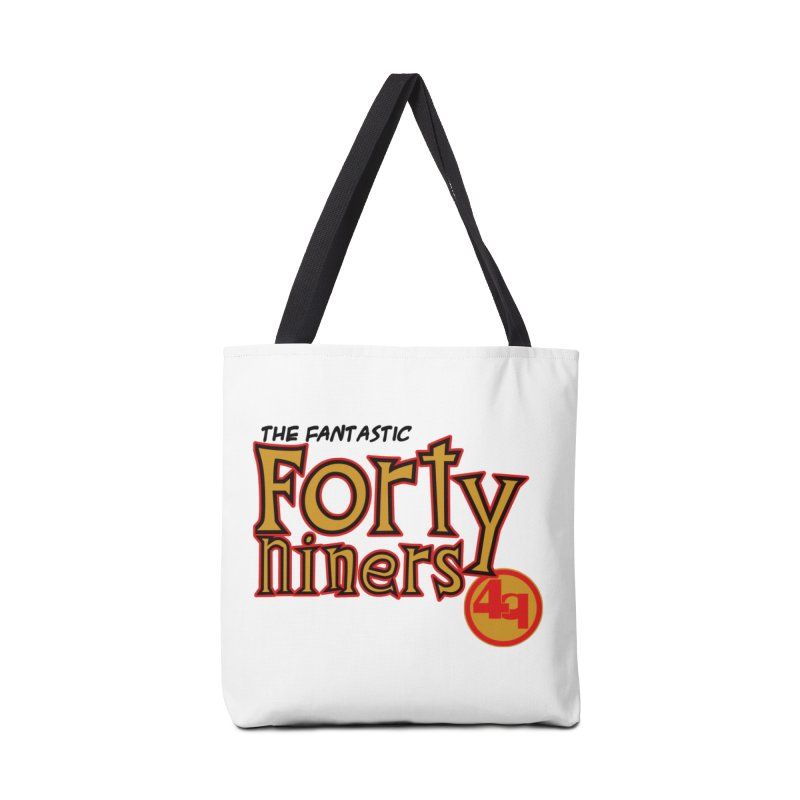 The World's Greatest Football Team! Accessories Bag by Mike Hampton's T-Shirt Shop