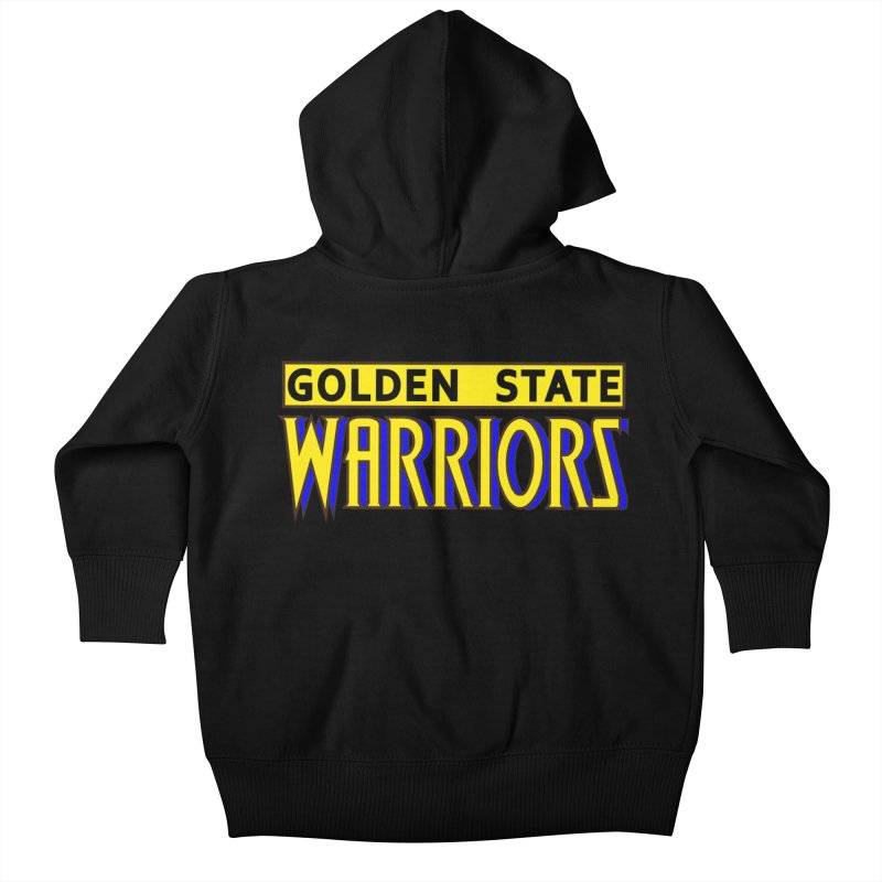 The Best There is at What They Do Kids Baby Zip-Up Hoody by Mike Hampton's T-Shirt Shop