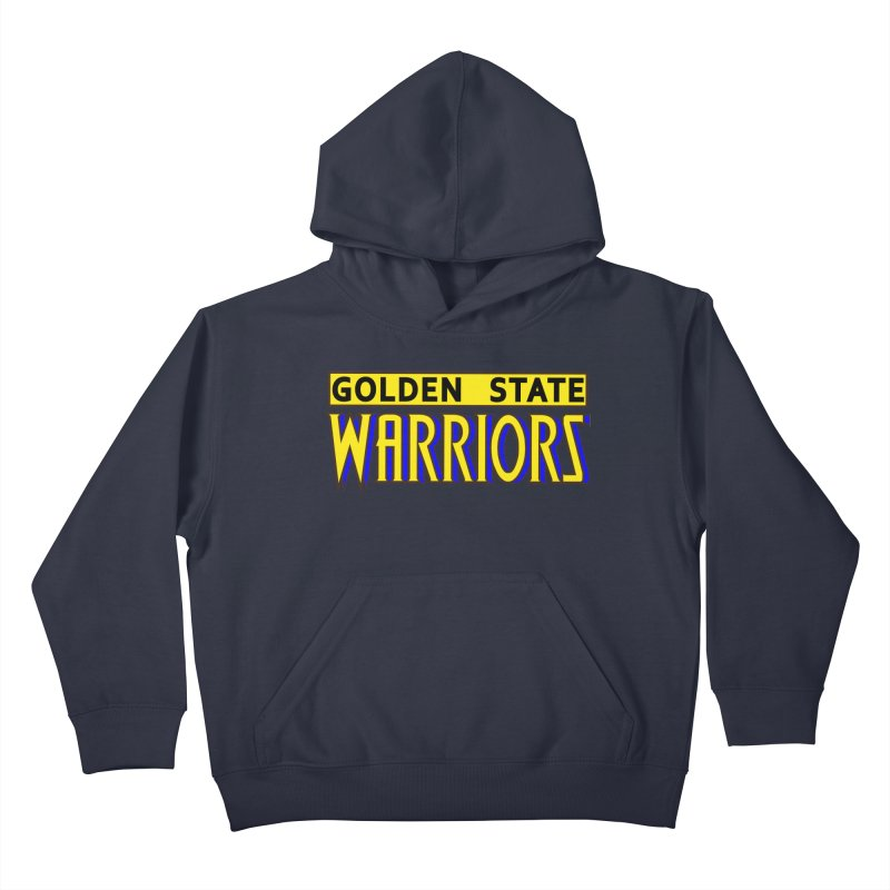 The Best There is at What They Do Kids Pullover Hoody by Mike Hampton's T-Shirt Shop