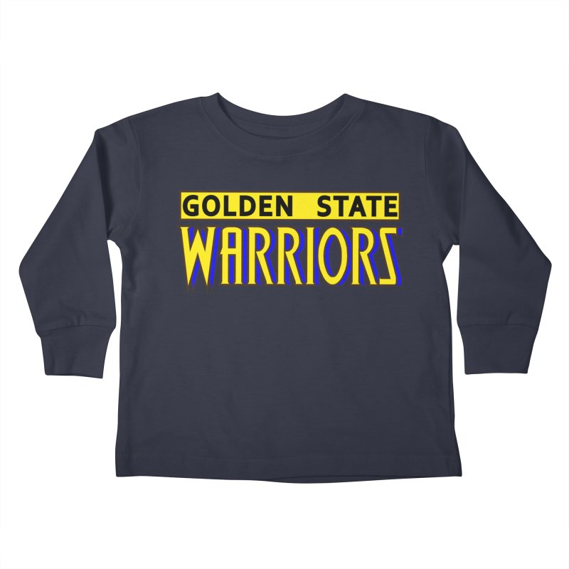 The Best There is at What They Do Kids Toddler Longsleeve T-Shirt by Mike Hampton's T-Shirt Shop
