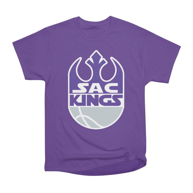 Capital City Rebels Men's Heavyweight T-Shirt by Mike Hampton's T-Shirt Shop