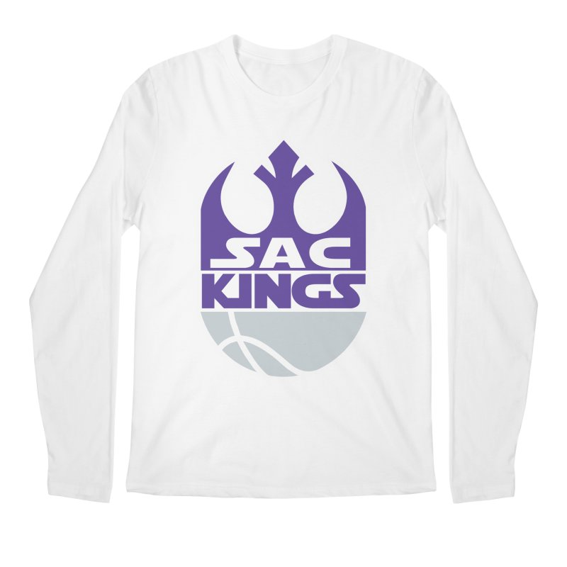 Capital City Rebels Men's Regular Longsleeve T-Shirt by Mike Hampton's T-Shirt Shop