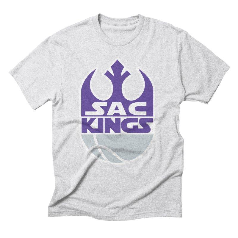 Capital City Rebels Men's Triblend T-Shirt by Mike Hampton's T-Shirt Shop