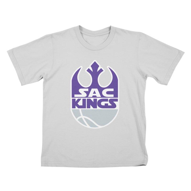 Capital City Rebels Kids T-Shirt by Mike Hampton's T-Shirt Shop