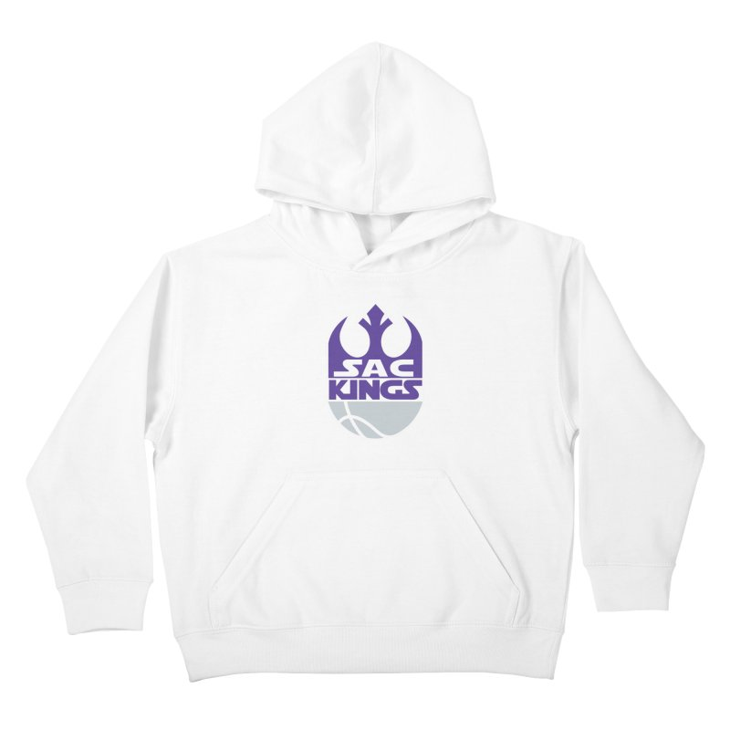 Capital City Rebels Kids Pullover Hoody by Mike Hampton's T-Shirt Shop
