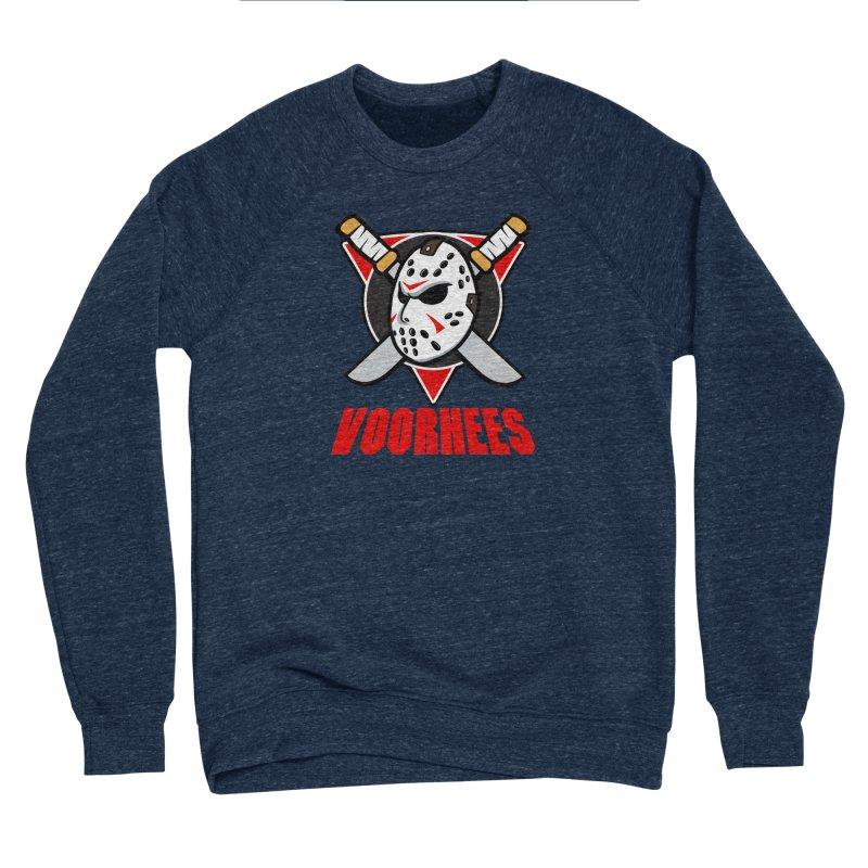 The Mighty Machete Men's Sponge Fleece Sweatshirt by Mike Hampton's T-Shirt Shop